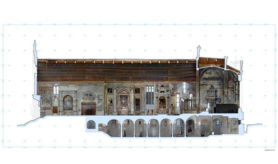 Verona vr italy for Via san fermo milano